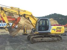 2006 New Holland E 215 T Track