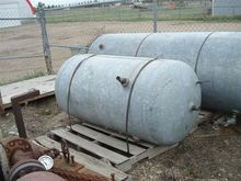 John Wood Company pressure tank