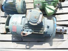Reliance Electric 5 HP motor