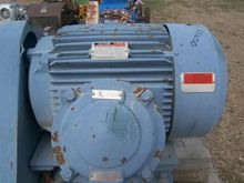 Reliance 25 HP electric motor