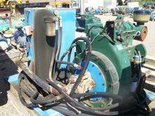 Lister HR2 natural gas engine