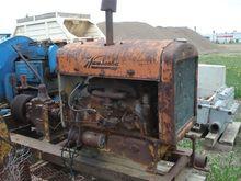 Waukesha XAH-264-B natural gas