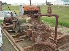 Used Oilwell 4x6 dup