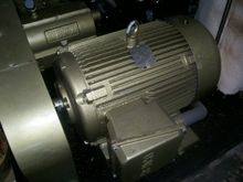 HEMCO 50 HP electric motor