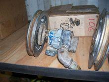 Browne & Sharpe No. 1 gear pump