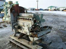 Waukesha gas engine