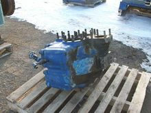 Gaso 1849 duplex pump fluid end