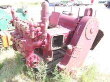 Oilwell 46P Triplex pump
