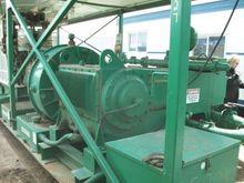 Oilwell S-856-10 Triplex Pump