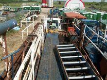 MUD TANK 140 barrel 2 Compartme