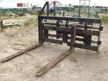 FOTON PALLET FORKS to fit Large