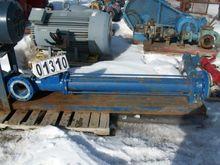 MONOFLOW C16D Screw Pump