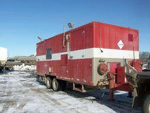 ITB DOG HOUSE/OFFICE TRAILER