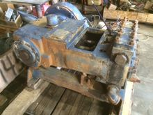 Oilwell 323 Triplex Pump