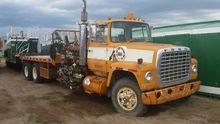 Gardner Denver TEE Trucks, Trai