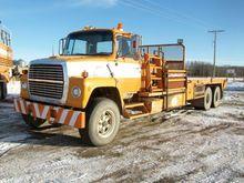 Ford 8000 Trucks, Trailers & Pu