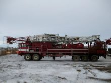 CARDWELL M600 Service Rigs #012