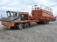 National Oilwell JWS-185 Trucks