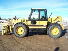 Caterpillar TH83 Machinery #004