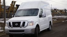 2012 Nissan NV2500HD CARGO