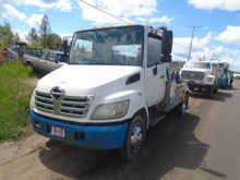 2007 Hino S/A TOW TRUCK