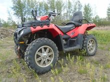 2010 Polaris Sportsman 850 Tour