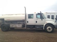 2008 International 4300 S/A CRE