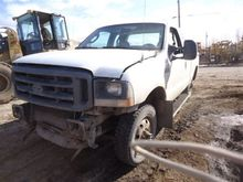 2004 Ford F250 EXT CAB 4X4
