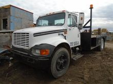1992 International 4600 FLATBED