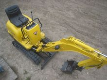 2002 Kubota K008 HYDRAULIC EXCA