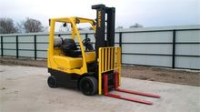 Used 2010 HYSTER S55