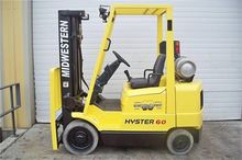 Used 2001 HYSTER S60