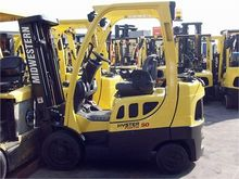 Used 2006 HYSTER S50