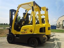 New 2008 HYSTER H30F