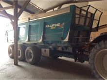 2014 Rolland RS7840 Cereal tipp