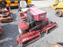 garden equipment : TORO 216D