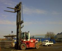 2006 CVS F16 Container Forklift