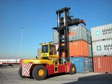 2000 Omega 54D Container Forkli