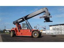 2013 Kalmar DRT450 Reach Stacke