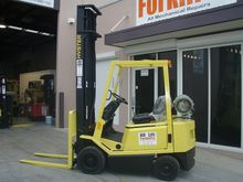Used 2001 Hyster H1.