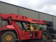 Hyster RS46-36CH Reach stacker