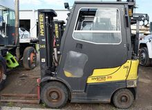 2008 Hyster H35FT Counter balan