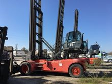 2006 Linde C90-8 Container hand