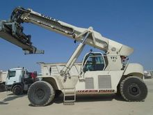 2007 Terex TFC 45H Reach stacke
