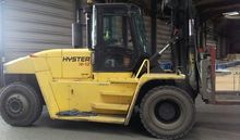 2011 Hyster H16.00XM12 Counter
