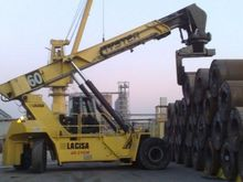 2007 Hyster 45-31CH Reach stack