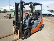 2010 T15 Industrial Sweeper