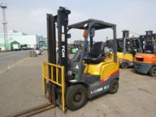2011 BA651 Industrial Sweeper