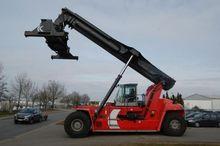 2011 Kalmar DRF450-65S5L Reach