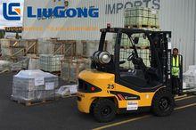 Used 2016 Liugong CL